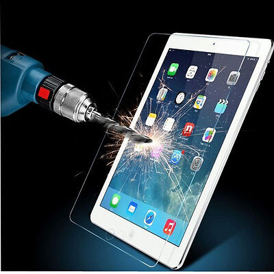 9H Premium Tempered Glass Screen Protector Film For Apple iPad Mini 1 2 3