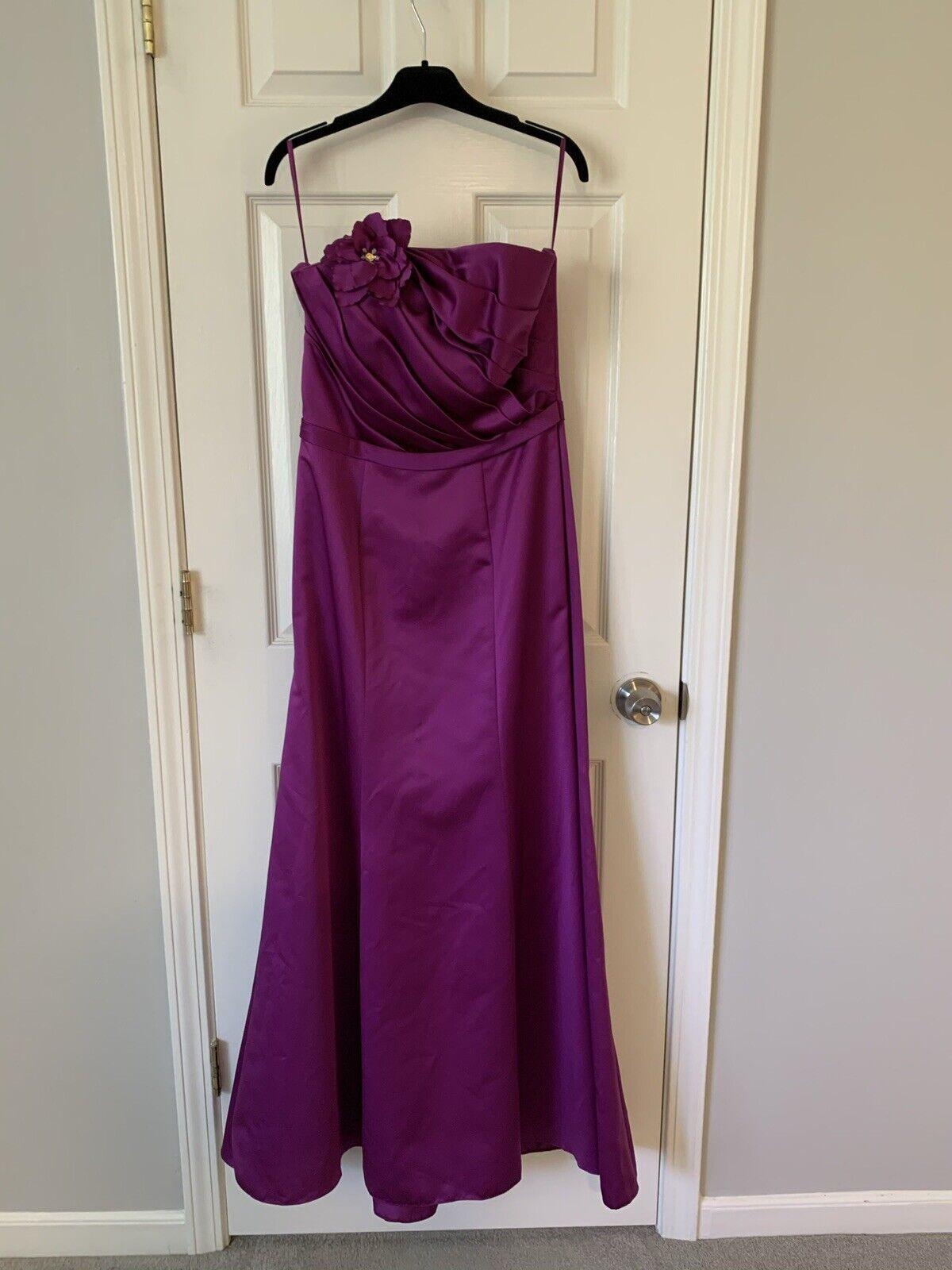 Bridesmaid Evening Long Dress (Impression Bridal Boutique); Never Worn; New