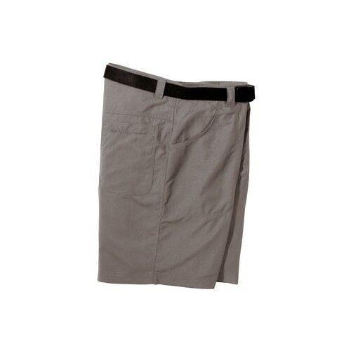 Mammut bluee Power damenshort, Lightweight Outdoor Shorts, Taupe