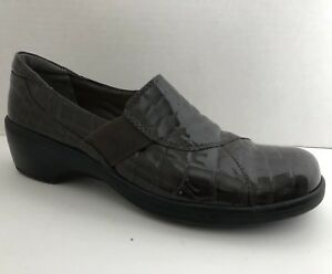 Clarks-Shoes-Womens-Size-6-M-Brown-Loafers-6M-Oxford-66827