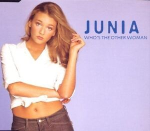 Junia-Who-039-s-the-other-woman-1999-Maxi-CD