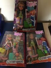 Bratz Study Abroad Dolls Figure Toy Yasmin Or Raya Doll Choose One