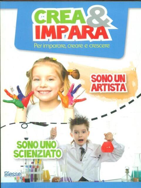 CREA & IMPARA  AA.VV. BIESSE KIDS 2012