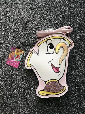* Bnwt * Disney Tea Cup Borsetta Bag-mostra Il Titolo Originale Saldi Di Fine Anno