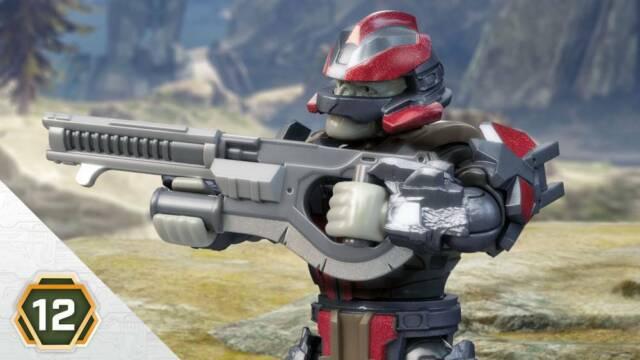 Mega Construx Halo 2020 Infinite Series 12 BRUTE WARRIOR 21pcs GNB20 New on Card