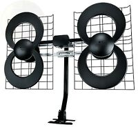Clearstream 4 Indoor/outdoor Hdtv Antenna With Mount 70 Mile Range