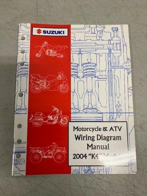 Diagram 2004 Suzuki Motorcycle Atv Wiring Diagram Models K4 Full Version Hd Quality Models K4 Quizengine Arapa Fr