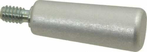 Jergens 1//4-20 Threaded Stem Revolving Handwheel /& Machine Handle Aluminum C...