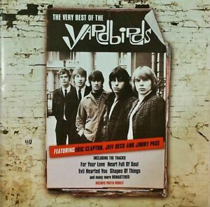 THE-YARDBIRDS-the-very-best-of-CD-compilation-rhythm-amp-blues-blues-rock-2008