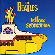 The Beatles Yellow Submarine Songtrack CD NEW 1999 All You Need Is Love+
