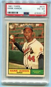 1961-Topps-Hank-Aaron-415-PSA-4-VG-EX-Braves-SET-REGISTRY