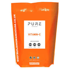 Vitamin C Powder 100% Pure 50g 100g   250g   500g  1kg Ascorbic Acid Antioxidant