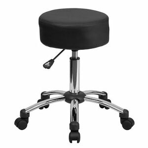 office chair furniture lab backless stool medical doctor