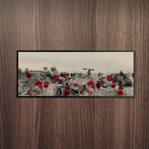WW1-Montage-Remembrance-Day-Bar-Runner-DONATION-TO-POPPY-APPEAL-EVERY-SALE