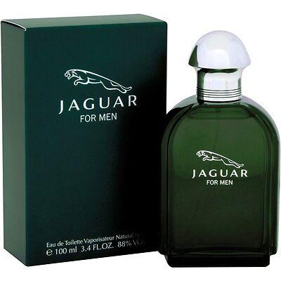 Jaguar Men Green  for Men EDT 100 ml   Genuine Jaguar Men's Perfume