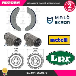 KIT89-G-Ganasce-freno-2-cilindretti-2-tamburi-freno-MALO-039-CIFAM-LPR