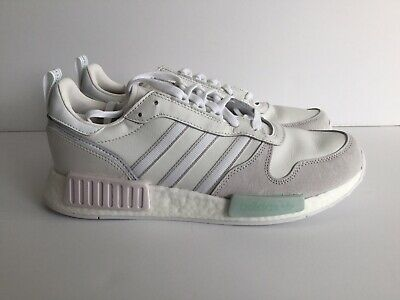 Lágrimas alfiler Humano  Adidas RisingStarxR1 Rising Star x R1 G28939 Running Shoes White Men's |  eBay