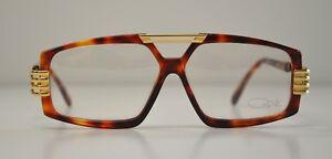 ebf0a48f68aa Cazal Vintage Eyeglasses - NOS - Model 325 Col. 130 - Amber   Gold ...