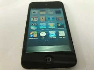 Apple iPod touch 4th Generation Black Good Condition 8 GB