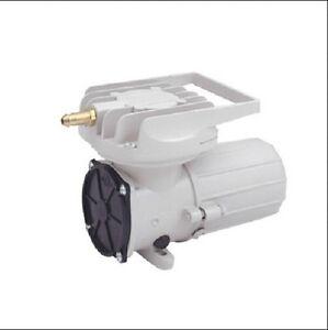 Dc 12v 18w permanent air compressor pump fish tank pond for Fish tank aerator