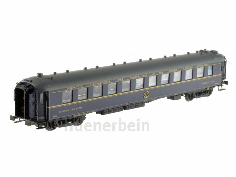Ls modellolo 49150 Ciwl SchlafWagen Tipo Wl Yb Blu  grigio Emblema Ep.3b Limite