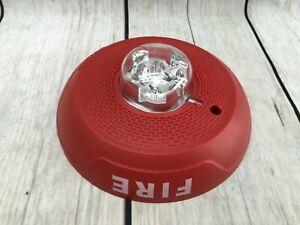 *NIB* *New* System Sensor SCR Fire Alarm SpectrAlert Advance Ceiling Strobe Red