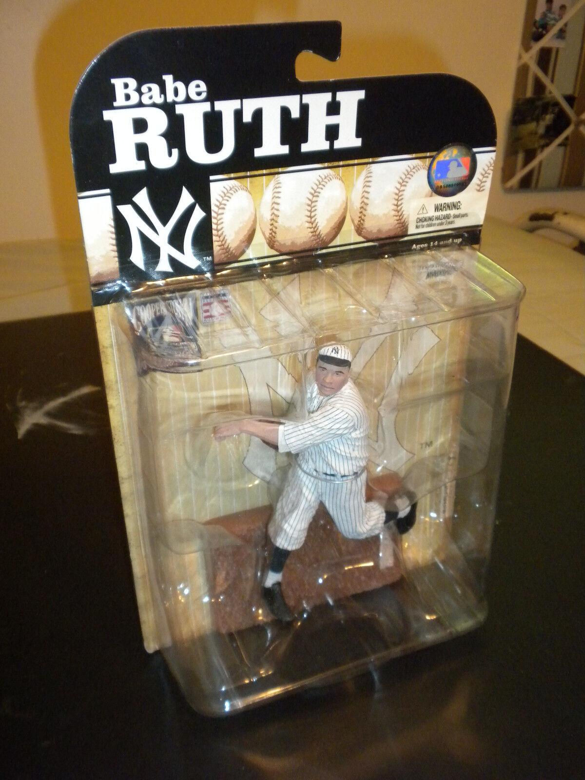 McFarlane Babe Ruth Ruth Ruth  Action Figure 6a54b5