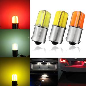 2-10X-1156-BA15S-P21W-COB-Ampoule-DEL-SideLight-Indicateur-Turn-Tail-DRL-Lumiere-DC12V