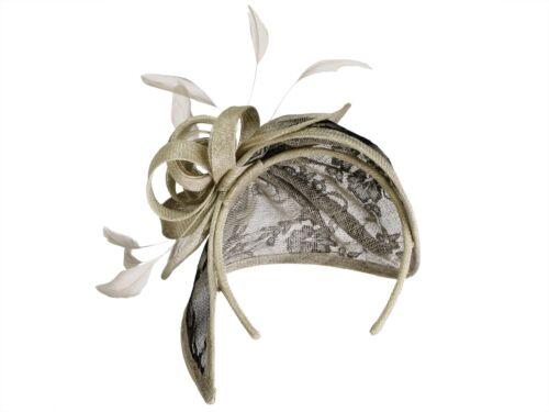 140 Femmes Bijou bijoux de cheveux de paille paille Bijoux Loevenich slhw