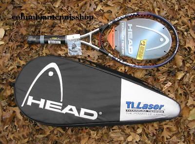 4-1//8 Grip Ti.S5 CZ Prestrung Tennis Racquet
