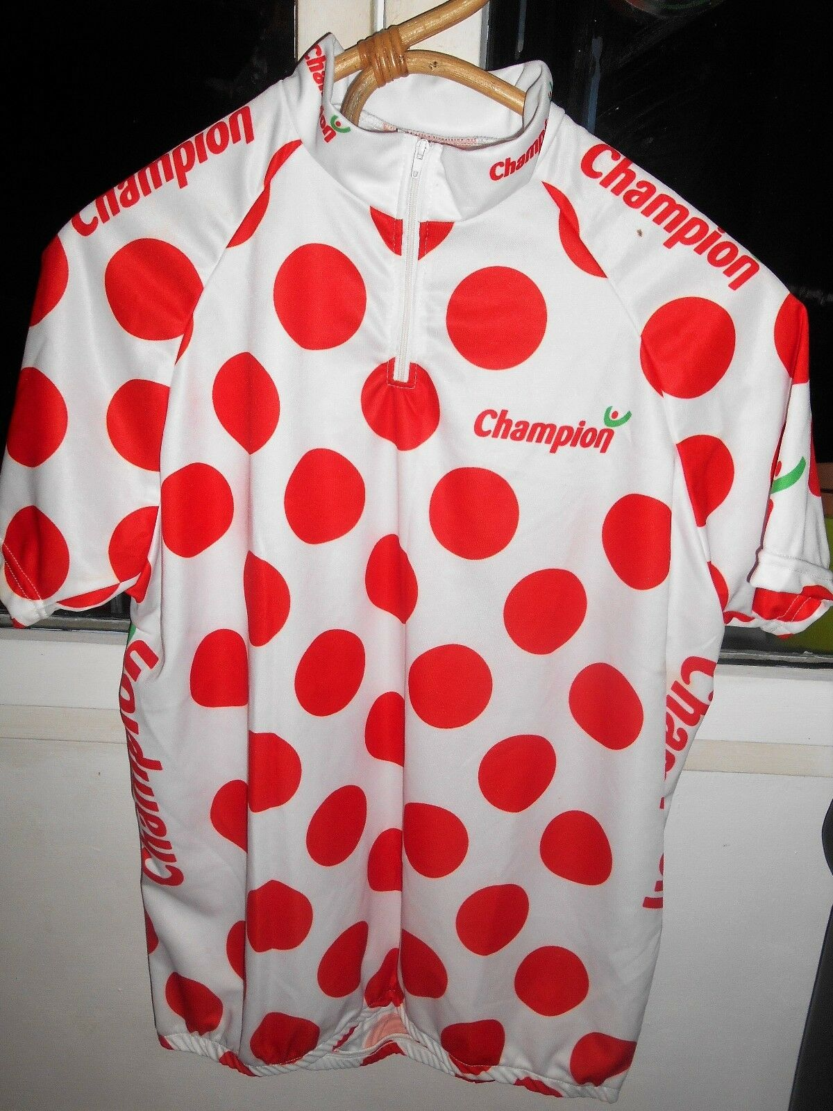 TOUR DE  FRANCE MAILLOT VINTAGE CYCLING SHIRT  novelty items