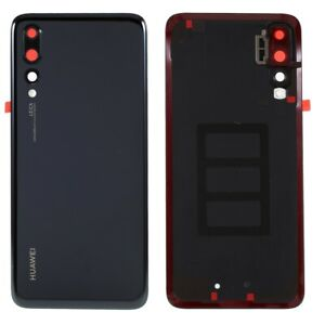 REAR-BACK-GLASS-BATTERY-COVER-REAR-HOUSING-CASE-for-Huawei-P20-Pro