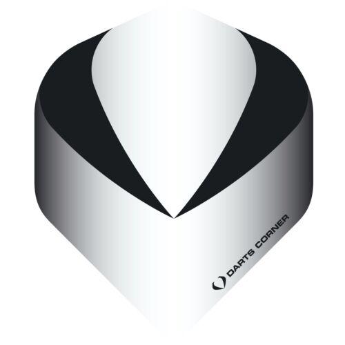 5 x Sets Dart Flights Darts Corner Tough Standard Shape Logo