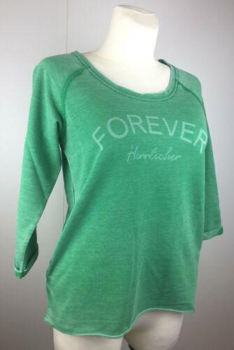 benice felpa Nuova Green In Forever splendida XnRqv