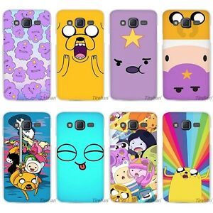 Coque-Dur-adventure-time-lumpys-Clear-Case-Samsung-GalaxyJ1-J2-J3-J5-J7