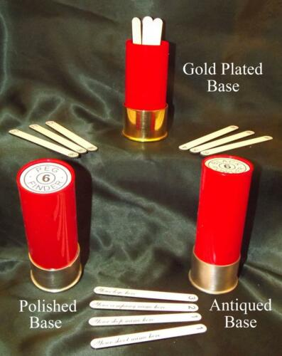 hunting and country people Miniature gun peg//position finders for shooting