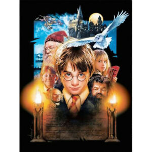 W1973 5D DIY Full Drill Diamond Painting Harry Potter Embroidery Kit
