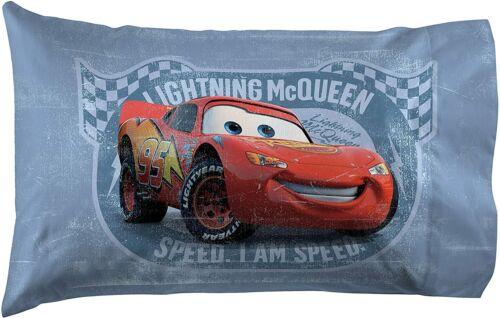Twin Kids 3 Piece Bedding Jay Franco Disney Pixar Cars Tune Up Sheet Set Featu