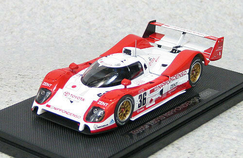 Ebbro 44584 Toyota TS010 Nippon Denso 1993  36  scale