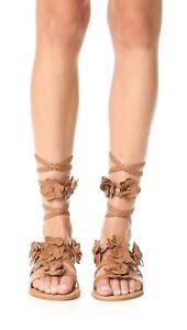 7da0313701f6  295 NEW Tory Burch Women Blossom Flower Gladiator Sandals Shoes ...