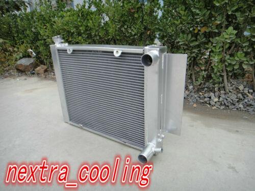 4 Row Aluminum Radiator For MAZDA RX2//RX3//RX4//RX5 RX7 S1//S2 1969-1983 MT Manual