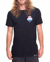 Pink Dolphin Black og Waves T-shirt