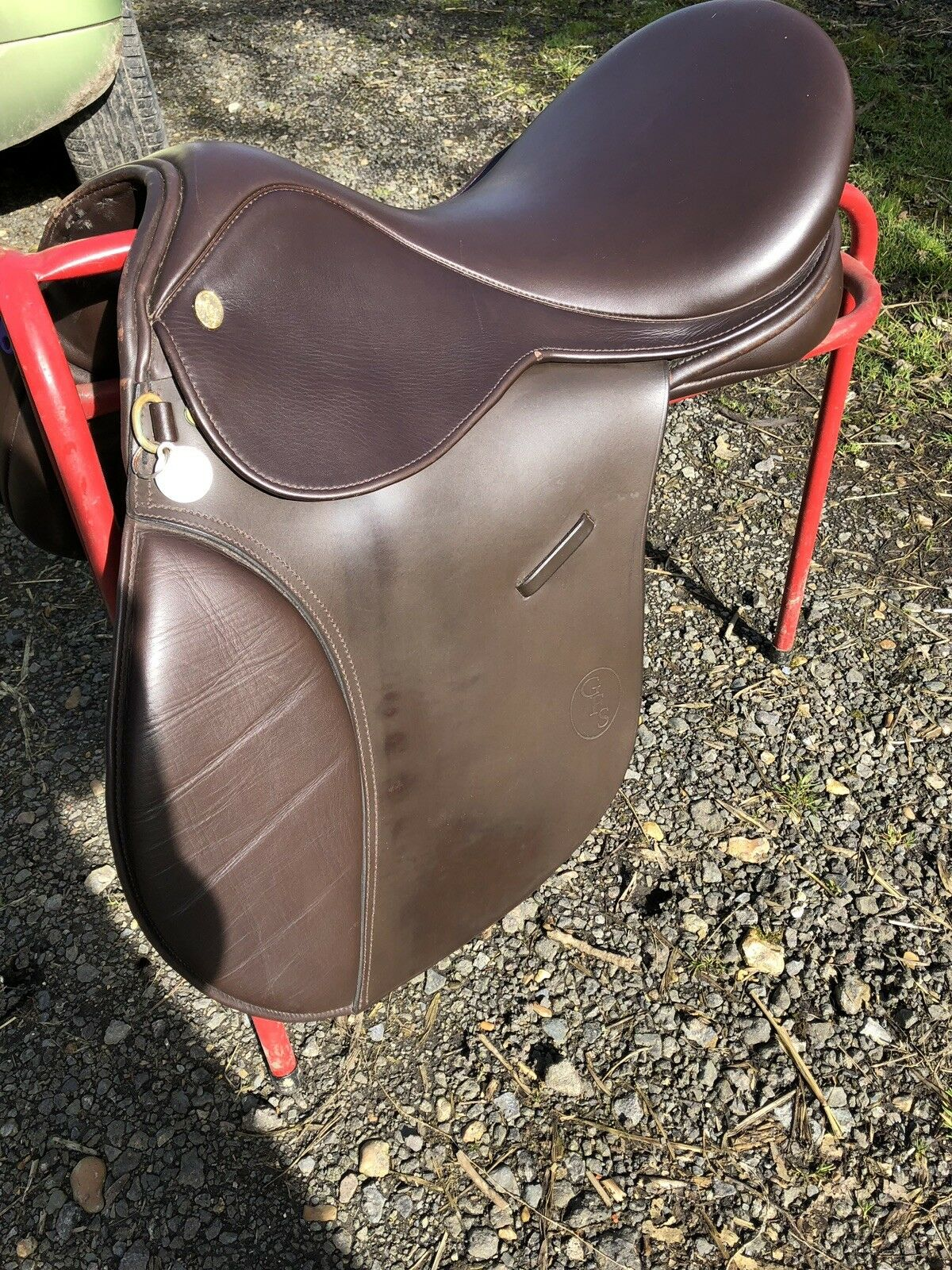 "17"" Meduim Fieldhouse Pro-event Saddle"