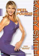 KATHY SMITH: PEEL OFF THE POUNDS PILATES (Kathy Smith) - DVD - Region Free