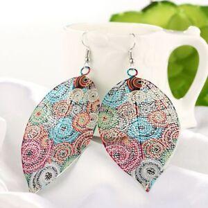 Shape-Women-Girl-Dangle-Fashion-Jewelry-Accessories-Drop-Earring