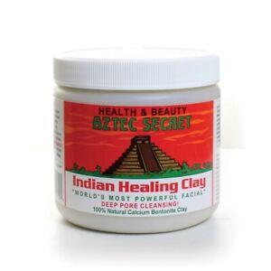 Aztec-Indian-Healing-Calcium-Bentonite-Clay-Face-Mask-Natural-1lb-Genuine-Stock