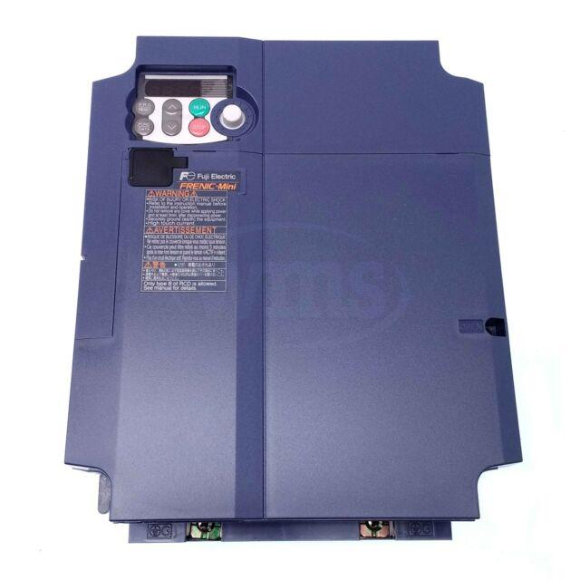Fuji FRN0024C2S-4U Frenic-Mini C2 Variable Frequency Drive, 15HP 460V 3-Phase In