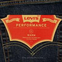 Levis 511 Slim Fit Jeans Mens Size 32 X 34 Dark Blue W/fade Levi's on sale
