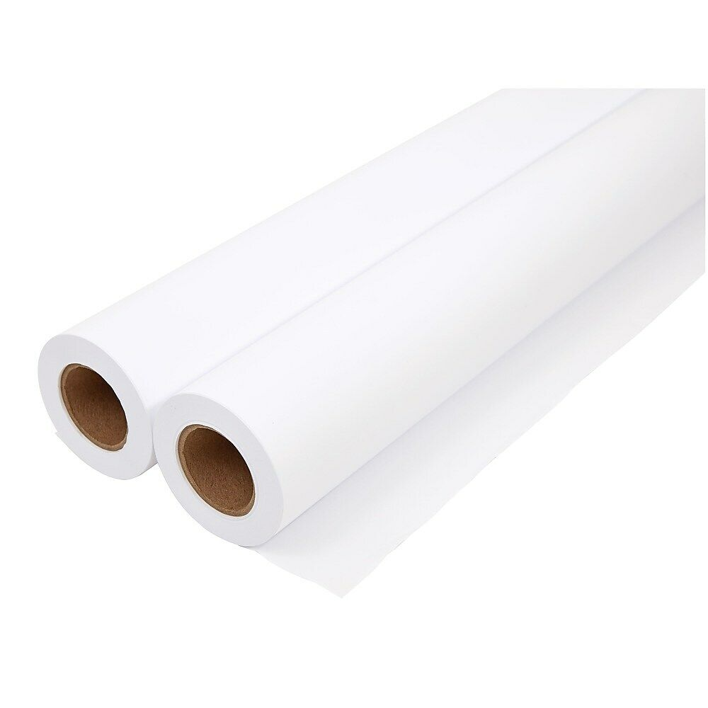 Staples Wide Format Engineering Paper Matte 36  x 500' 2 Carton (26657) 1050018