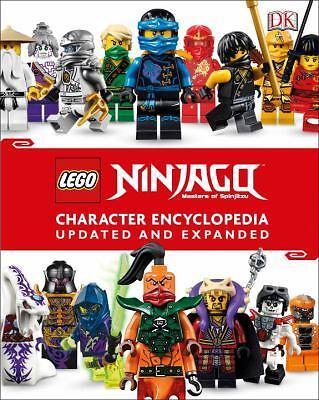 LEGO NINJAGO Character Encyclopedia, Updated Edition (Library Edition)  (ExLib)